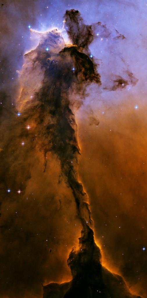 heic0506b-506x10241 Звездный шпиль в туманности Орла