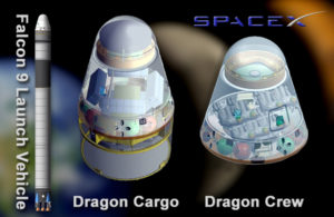 6778-300x195 Компании Spacex готовит космический грузовик  Dragon