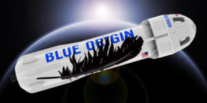 Blue-Origin-300x150 Многоразовая суборбитальная ракета летит в четвертый раз