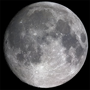 Moon 10 фактов Луны