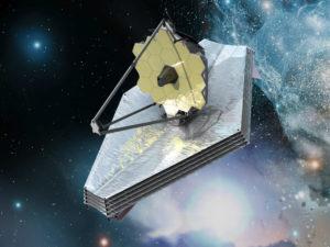 Dzhejms-Ue-bb-teleskop-300x209 Что ждет наследника «Хаббла» - «Джеймса Уэбба»?